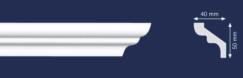 S50 - Первази XPS